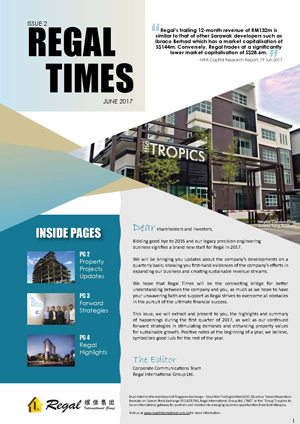 Regal Times - Issue 2