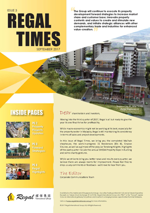 Regal Times - Issue 3