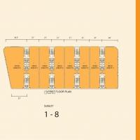 Office Sublot 1-8 First Floor Plan