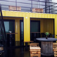 RCP Interior - 1st level warehouse