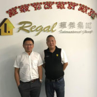 Hangzhou EGO Group Visits Regal for Progressive Collaboration