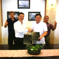 Regal Lands Signs Co-Operation Agreement With Express LUCK (Shenzhen) Pte. Ltd.