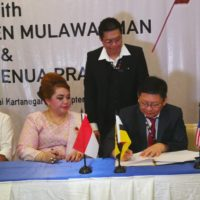Regal Lands Signed Strategic Cooperation Framework Agreement With Tuah Cahaya