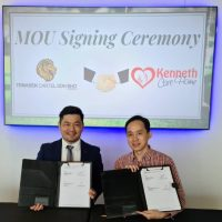 Temasek Cartel and Kenneth Care Home Signed MOU For Healthcare Services in Tropics City